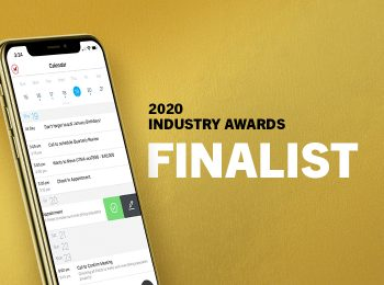 WealthManagement 2020 industry awards finalist